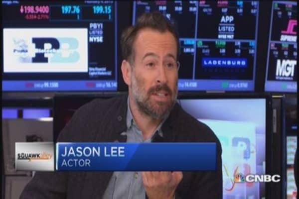Actor Jason Lee talks new Amazon series