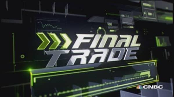 FMHR Final Trade: BP, DIS, CL & GT