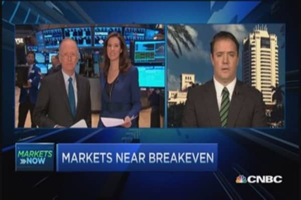 Closing Bell Exchange: Bottom in oil? Trader says no
