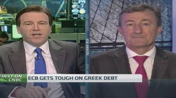 Greek debt saga not affecting confidence: CEO