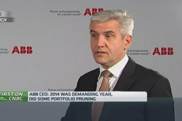 No major impact from forex moves: ABB CEO