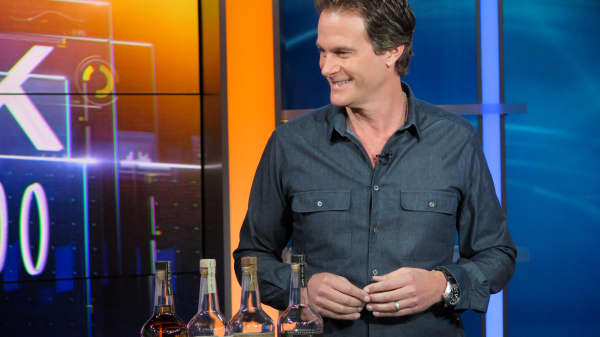 Rande Gerber, co-founder and owner of Casamigas Tequila.