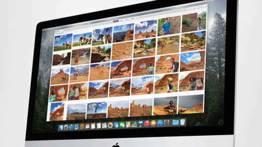 Apple's Photos software