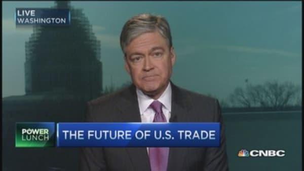 US trade deficit jumps