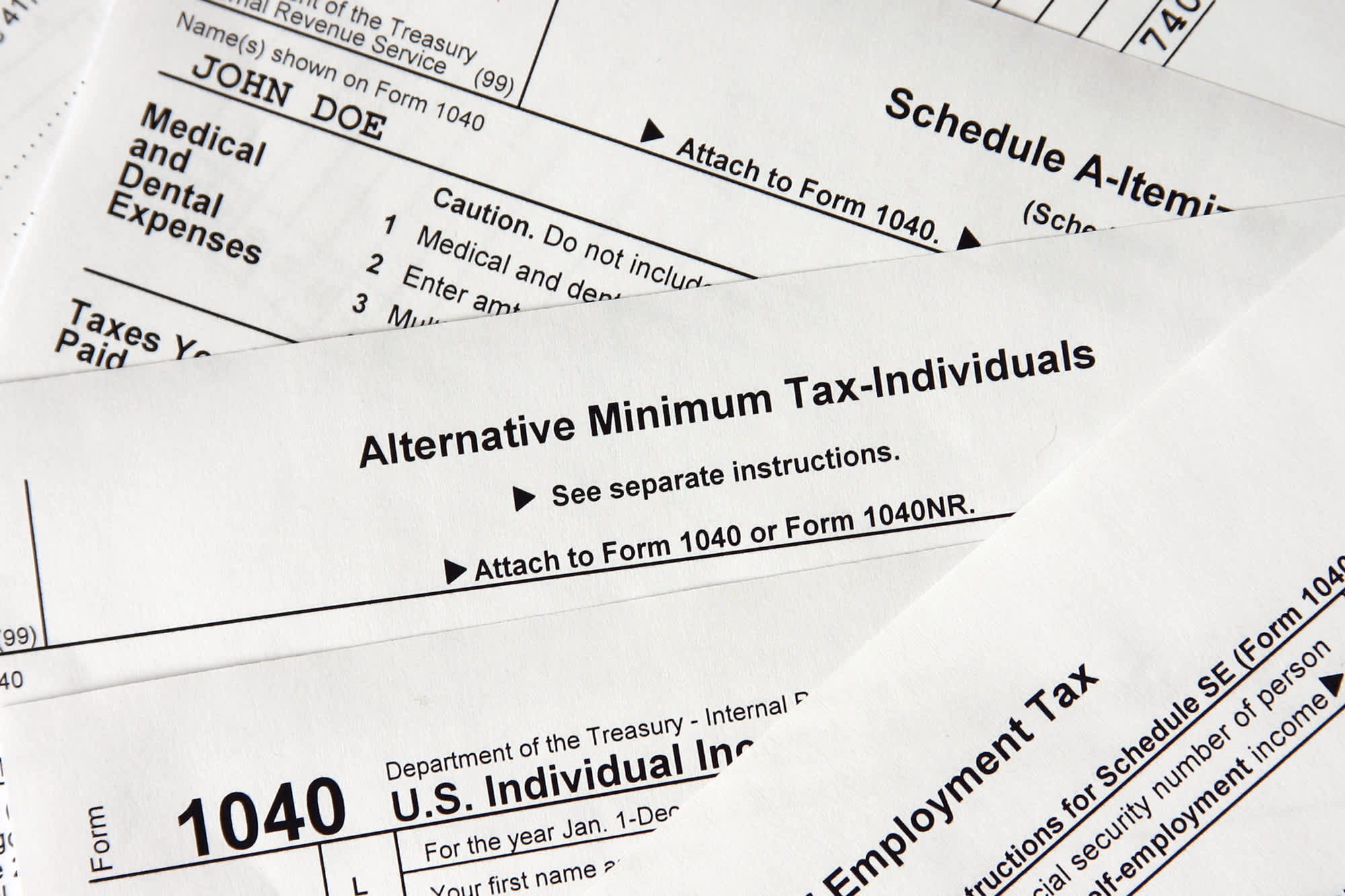 AMT can still hit some taxpayers despite reform