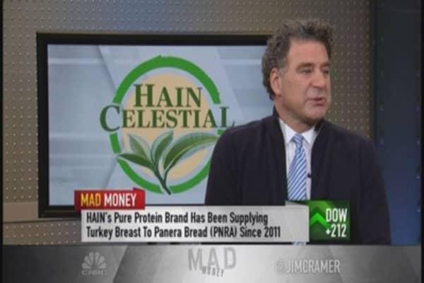 Hain's Simon: Snacks in 7-11 & Walmart