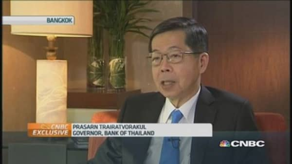 Bank of Thailand: Rate cut is an option