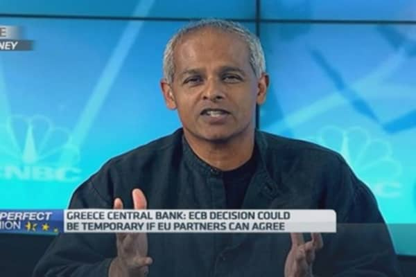 'It's all theater': Das on Greek debt drama