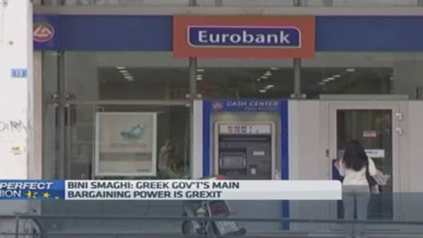 Greek contagion: ECB to pull out all the stops?