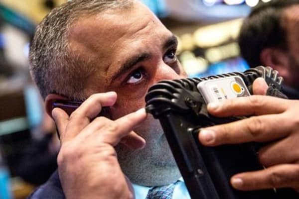 Wall Street puts rough January in rear view mirror