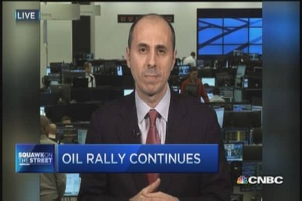 Low oil prices possible short-term: Pro