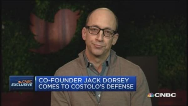 Twitter CEO addresses 'digital abuse'