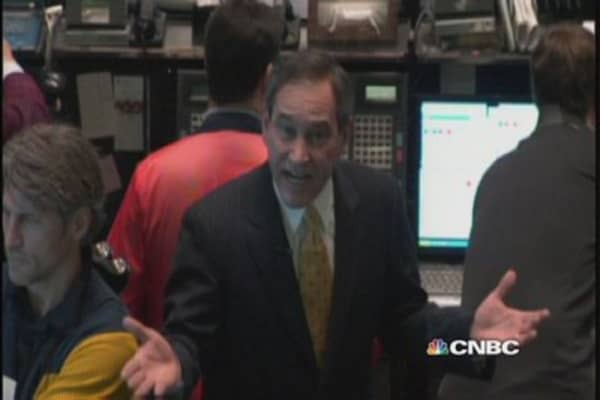 Santelli's tea party rant, February 19, 2009