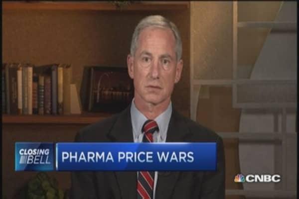 Drug price battles