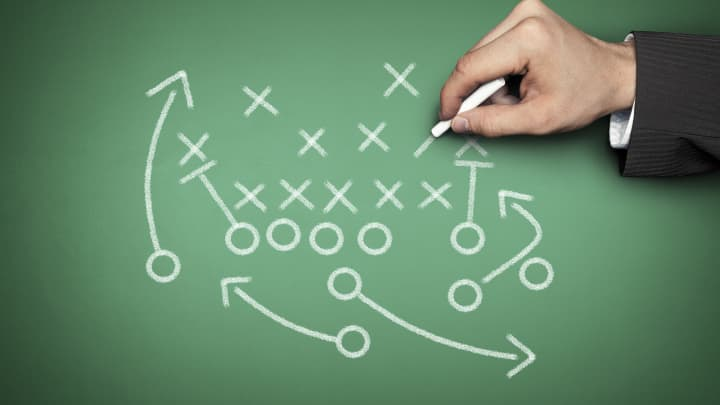 Game plan strategy