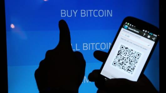 bitcoin mining hash power