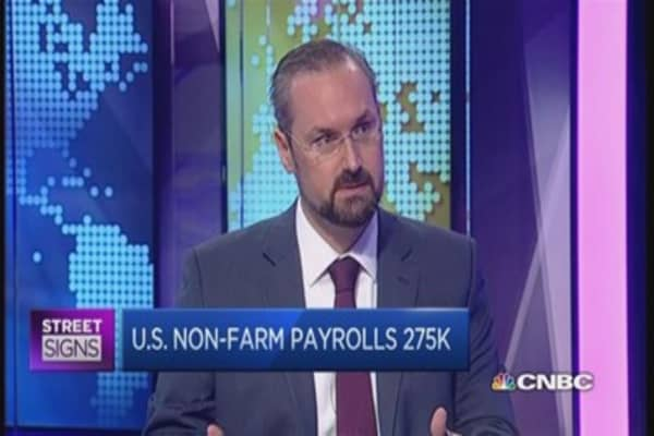 Still concerned about US jobs data: Analyst