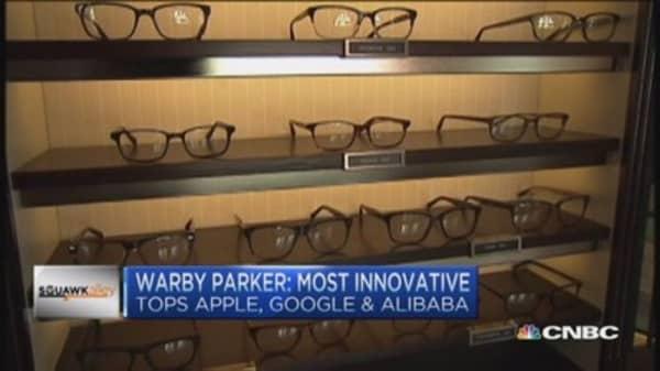 Inside Warby Parker's innovative strategy