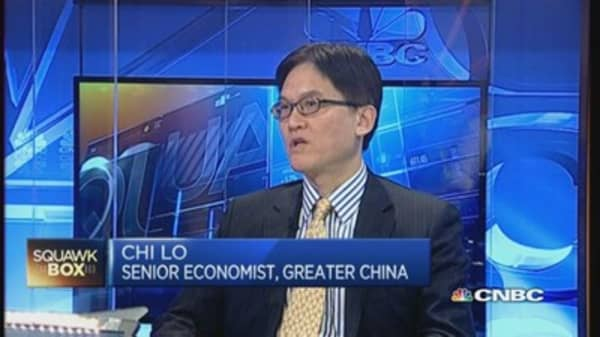 Why slowing inflation in China isn't that bad
