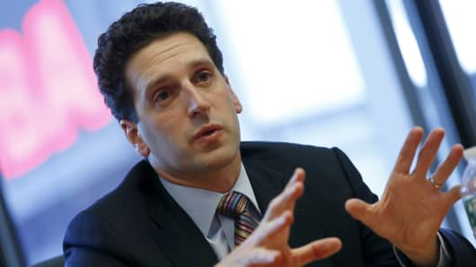 Benjamin Lawsky, superintendent of the New York State Department of Financial Services.