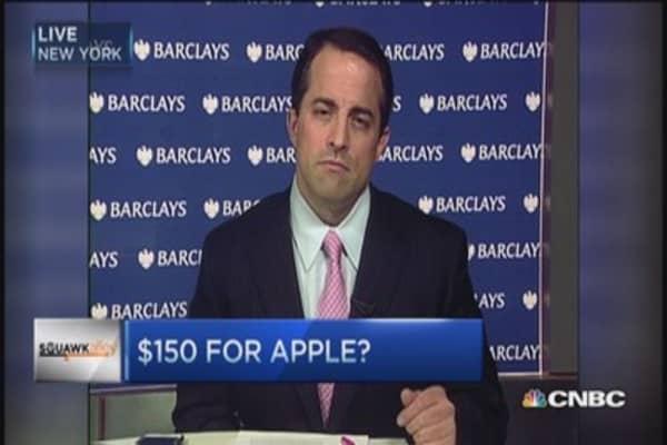 Apple's 'mind=blowing' cash flow