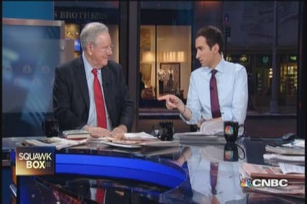 Steve Forbes: Europe headed for a cliff