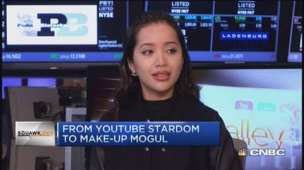YouTube star Michelle Phan's global plans