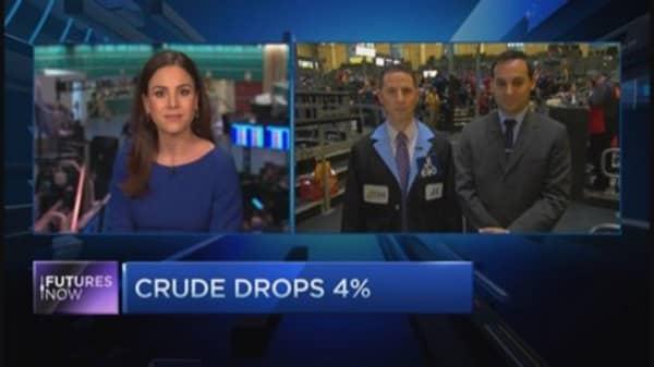 Will crude crush continue? Traders debate