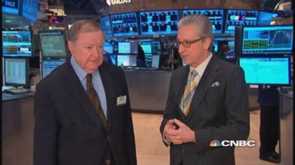 Cashin: Oil's bottoming process