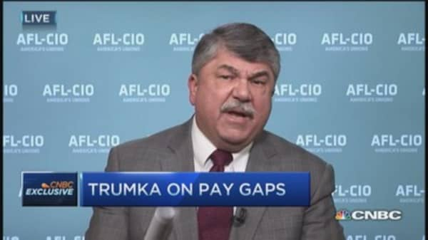 CEO-worker pay gap matters to investors: AFL-CIO