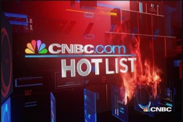 CNBC.com Hot List: An Apple kind of day