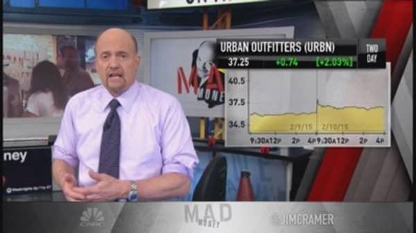 Cramer: US strength, despite overseas noise
