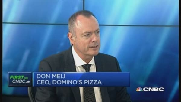 Domino's Pizza: We can repeat stellar H1 growth