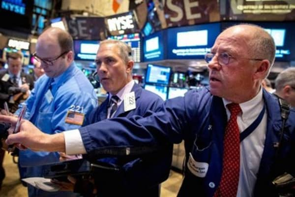 Stock volatility appears set to continue