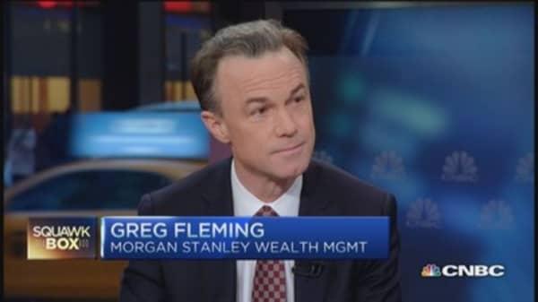 Morgan Stanley's wealth win