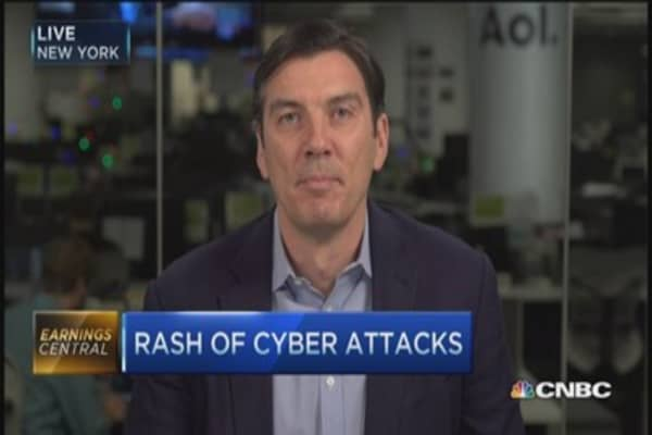 AOL CEO: Cybersecurity new reality