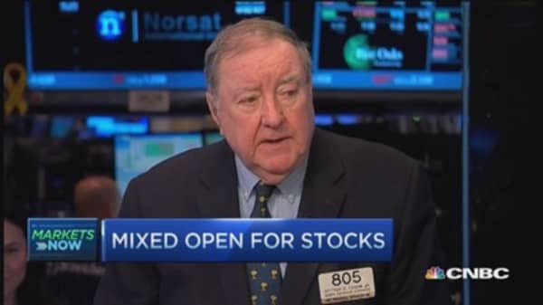 Art Cashin: Don't see Yellen raising rates