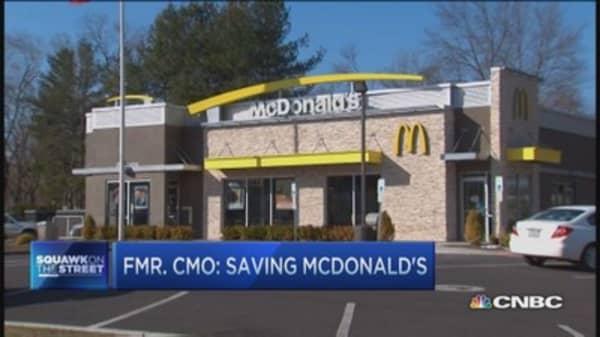 McDonald's 'seeds of destruction'