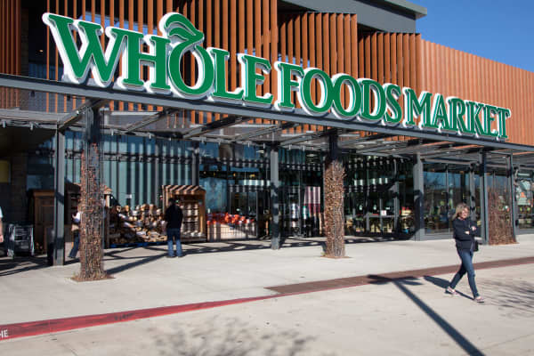 A Whole Foods Market in Oklahoma City
