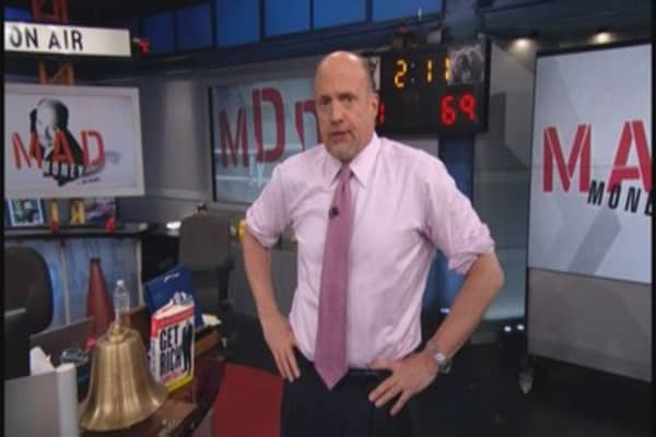 Cramer shifts his attention overseas