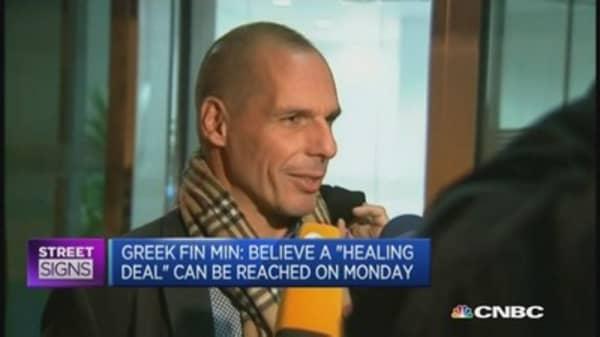 Greek talks fail to make progress