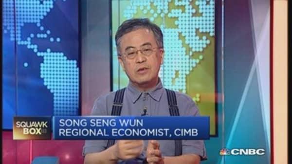'2015 won't be easy for Malaysia': CIMB
