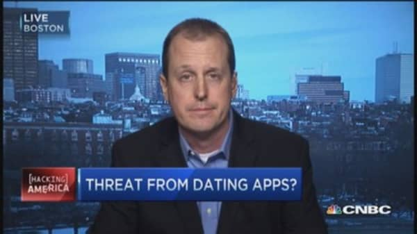 Security threats from dating apps
