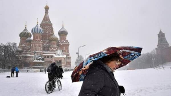 Russia looks 'profoundly weak': Roger Atlman