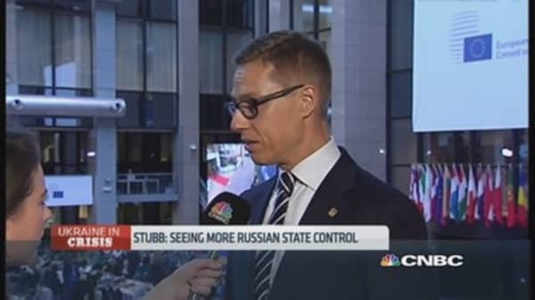 Stubbs: Seeing more Russian state control