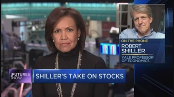 Robert Shiller's unconventional investment advice