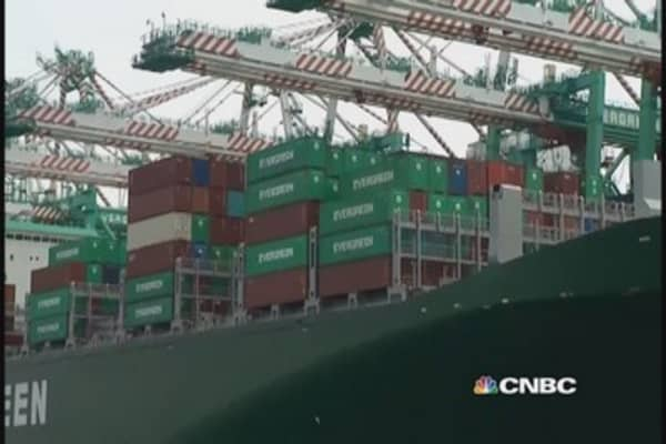 Port shutdown's likely losers