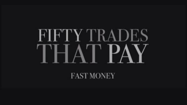 50 Trades that pay