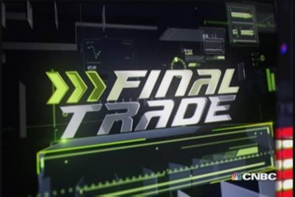 Fast Money Final Trade: BIDU, VLO, PSG & HON