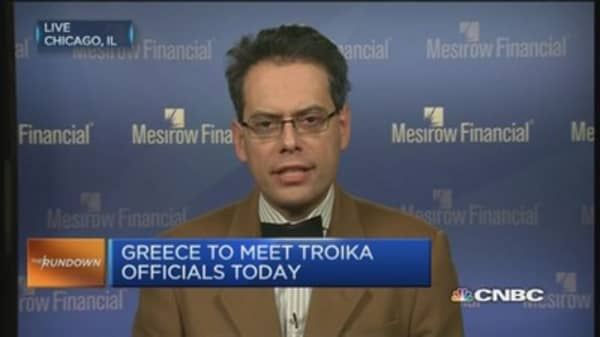 Why Europe could relent on Greek debt